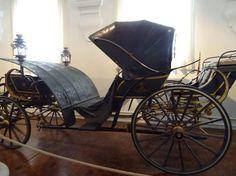 Marstallmuseum - Faetonte de Gala ou Victoria do Rei Ludwig II