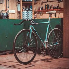 """I was in love when i saw a Bianchi road bike with legendary """"Celeste #227"""" color for a first time in my childhood. Looks like im in trouble again. :)"""
