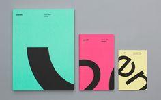 Print for Visuelt 2013 designed by Bielke+Yang.