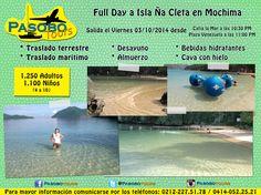 Full Day a Playa Ña Cleta en Mochima  #PlayasDeVenezuela #PlayaNaCleta #ParqueNacionalMochima #Venezuela #PasoboTours #RecorriendoVenezuela #TurismoEnVenezuela #VenezuelaEsBella