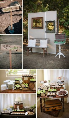 The perfect Photo Booth set up!!