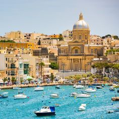 Here are the top things to do in Valletta, the capital city of Malta. Valletta is a beautiful walled city and a World Heritage City and a European Art City. Malta Valletta, Places Around The World, The Places Youll Go, Places To See, Around The Worlds, Places To Travel, Travel Destinations, Malta Island, Ansel Adams