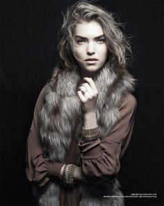 love the faux fur trend!