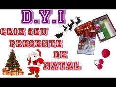 DIY : Crie seu presente de Natal