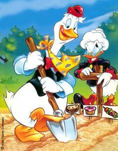 ♥ Donald & Friends ♥