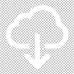 Icon icloud-download