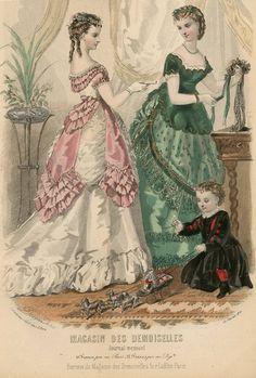 Magasin des Demoiselles 1870