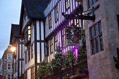 @liberty London #Christmas windows unveiled #RegentStreet #ChristmasLights