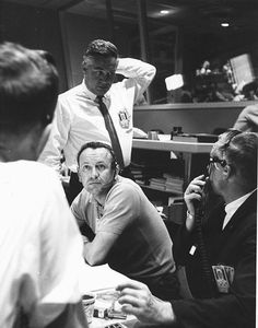 On May 1963 NASA astronaut Gordon Cooper launched into space on the Faith 7 mission in his Mercury space capsule. See photos from Cooper's historic flight here. Nasa Missions, Apollo Missions, Gordon Cooper, Project Mercury, Apollo Program, Mission Control, Nasa History, Cape Canaveral, Nasa Astronauts