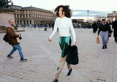 Paris Street Style fw 17