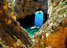 Les plus belles criques de l'Algarve au Portugal