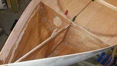 Fyne Four build / Build Progress Logs / Fyne Boat Kits Forum Make A Boat, Build Your Own Boat, Sailing Dinghy, Fishing Vessel, Carpentry Skills, Plywood Boat, Boat Kits, Best Boats, Jon Boat
