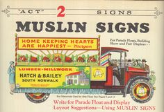 """This """"Localized ACTION Advertising"""" booklet for the Morgan building materials company demonstrates the direct style of Depression-era advertising."""