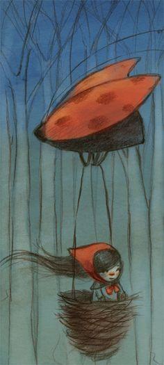 Abigail Halpin: Illustration Friday