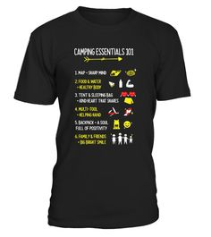 # Best Camping Essentials Shirt .  Best Camping Essentials Shirt- Perfect for teen campers, adult camping enthusiasts, outdoor loving adventurers, summer family trippers, wildlife travelers, boho beach journey with friends, campfire lovers eating s'mores, foodie roadtrippers, nature seekers and more!Special Offer, not available anywhere else!      Available in a variety of styles and colors      Buy yours now before it is too late!      Secured payment via Visa / Mastercard / Amex / PayPal…