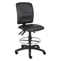 Office Furniture Elevation Autocad Block Office Chair