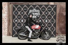 MILANO, SEPT 25th 2016 #DGR2016 #ImDistinguished #Triumph4dgr #gentlemansride #ridedapper #dgr #jointhegentry #2ruote1passione #ForTheRide