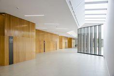 Galeria de Palácio da Justiça de Huesca / Ingennus - 12