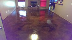 Image Result For Acid Stain Concrete Images