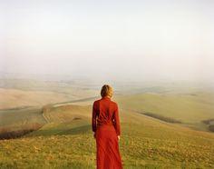 Elina Brotherus - der wanderer