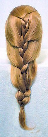Multiple level braid