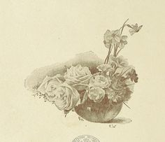 Image taken from page 6 of 'Flowers of Song. A choice selection from the poets, with illustrations and an introduction by F. E. Weatherly' | by The British Library