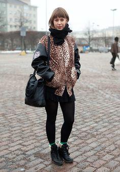 Milena - Hel Looks - Street Style from Helsinki