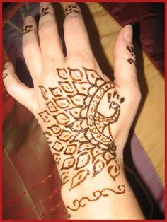 Eid Day Mehndi Designs