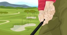 Golf Swing Basics: The Fundamentals You Need to Know - The Left Rough Golf Club Grips, Golf Grips, Golf Etiquette, Golf Tips Driving, Golf Putting Tips, Club Face, Golf Instruction, Golf Tips For Beginners, Golf Lessons
