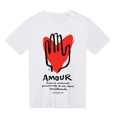 "T-Shirt - ""AMOUR"""