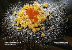 Gluténmentes császármorzsa azaz smarni | Gluténmentes Íz-Lik recept