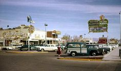 Retro Vegas c. 50s