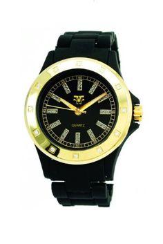 http://monetprintsgallery.com/fancy-face-womens-ff1071bg-elegant-swarovski-stone-bezel-black-bracelet-watch-p-16991.html