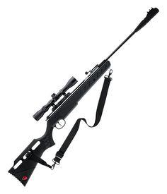 Ruger Targis Hunter .22 Break Barrel Air Rifle | Bass Pro Shops