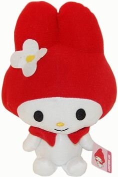 Sanrio Classic My Melody Large Plush Doll Toy Figure 13in by Hello Kitty * For more information, visit image link.Note:It is affiliate link to Amazon.