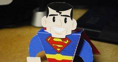 A deux semaines de la sortie en salles du prochain Superman – 'Man Of Steel' – c'est l'occasion de raviver les flammes de votre enfance, avec ce papertoy de Zachary Trover. Réalisé en l'honneur de Matt Hawkins qu'il a rencontréLire la suiteSuperman de Zachary Trover