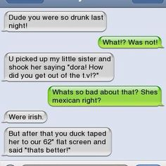 26 humor texts – Cosby Memes Three times you should never send a text: when you're excessive, when you're Alone, and when you're Grandma.Read this 26 humor texts 26 humor texts 26 humor texts 26 humor texts Funny Drunk Texts, Funny Texts Jokes, Funny Texts Crush, Text Jokes, Funny Text Fails, Drunk Humor, Cute Texts, Memes Humor, Funny Relatable Memes