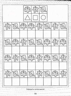 علّمني on – Kids&Baby Toys Kindergarten Worksheets, Worksheets For Kids, Therapy Activities, Preschool Activities, Kids Education, Special Education, Visual Perception Activities, Math Patterns, Doily Patterns