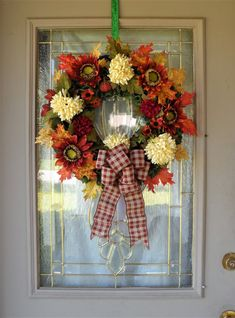 Fall Wreath for Front Door, Fall Burlap Wreath, Rustic Farmhouse Wreath, Autumn Wreath, Fall Foliage, Sunflower Wreath, Primitive Decoration Autumn Wreaths, Wreath Fall, Holiday Wreaths, Tulle Wreath, Burlap Wreaths, Spring Wreaths, Summer Wreath, Wreaths For Sale, Wreaths For Front Door