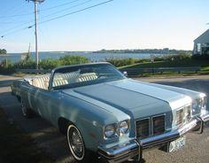 1975 Oldsmobile Delta 88 Royale Convertible #bountyhunterswag