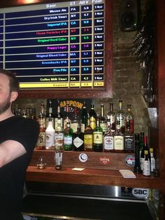 Via www.Facebook.com/VirginiaBeerCo: BIG cheers to The Pony Bar for amazing #craftbeer's and for giving us amazing #BurgBeer logo real estate in NYC!