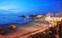 Gorgeous Biarritz, the French city on the Bay of Biscay where Matt and Libby indulge in some sexytimes (and chocolate!).