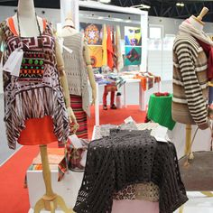 SpinExpo Autumn/Winter 2013/2014 Fashion & Color Trends