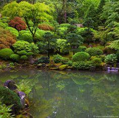 35PHOTO - Vadim Balakin - Японский сад