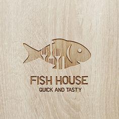 Imagini pentru fish food logo