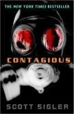 Contagious by Scott Sigler....just finished this second book in the trilogy.  It was just as good as the first book (Infected).   It's sometimes hard to find good horror/science fiction...this author does it right.  Loved the characters and the plot.  Short, engaging chapters keep you hooked.  highly recommended.