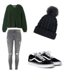 """""""Warm/confortable clothes ❤️"""" by catarina-duarte-1 on Polyvore featuring River Island"""