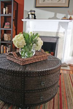 Coffee Table, Round Metal Coffee Table Living Room Eclectic With Bookcase Fireplace Flowers Moroccan Round Coffee Table Target Round Metal Coffee Table Nz: Terrific Round Metal Coffee Table