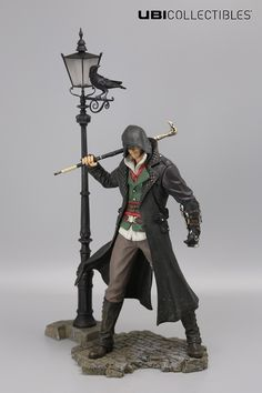 Assassin´s Creed Syndicate statuette Jacob Frye Ubisoft