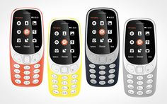 2017 Nokia 3310